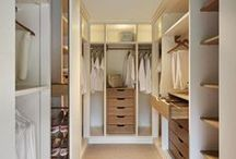 Closets + Wardrobes / by Luxury Interiors