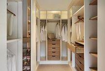 Closets + Wardrobes