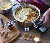 Waterless Cookware Recipes by Dinner4Two / Delicious recipes from Dinner4Two for you! Cooking in your dinner4two waterless cookware has never been easier.