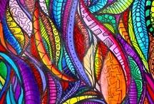 Art Ideas for Kids / by Kira Rockell