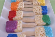 Recipes ~ Rice Krispies Treats / by Pam Reynolds