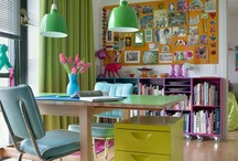My Colourful Dream Home / by Kira Rockell