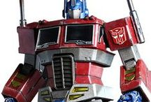 More Than Meets the Eye #Transformers / All things Cybertronian / by Ryan Alba