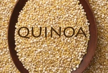Recipes ~ Quinoa & Rice / by Pam Reynolds