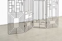 Screens + room dividers / by Luxury Interiors