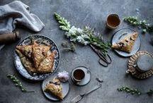 Food //  Wood & natural