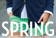 Spring 2013 Trends / Spring is right around the corner. How is your closet looking?