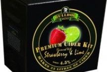 Cider / #Cider making is believed to go back thousands of years in the northern European regions where vines don't thrive. www.Brew2bottle.co.uk have a range of #homebrew #cider #kits including Apple, Pear and the more modern trend for fruit flavoured ciders.