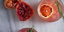 Cocktails / Recipes and Ideas for making cocktails and signature drinks.