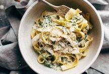 Pasta Recipes / Ideas for making delicious Italian pasta recipes at home.