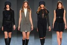 "Fall Fashion Week 2013 / A fashion board highlighting ""looks"" and trends of Fall 2013 from Fashion Week."