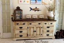 Dressers / Remarkable Dresser Makeovers featured on Furniture Flippin'