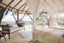 Africa / African Interior Design Inspiration
