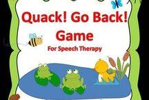 SLP Games / Speech/Language