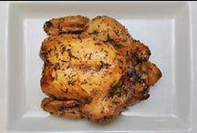 FOOD: Chicken & Turkey / by Jessica Dudley