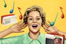 Overal Muziek / De familietentoonstelling Overal muziek volgt het spoor van moderne (digitale) muziek terug naar de bronnen van onze muziekbeleving. http://www.teylersmuseum.nl/nl/bezoek-het-museum/wat-is-er-te-zien-en-te-doen/overal-muziek
