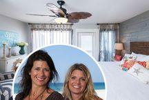 HGTV Beach Flip / As a designer on HGTV's summer show, Beach Flip, I created a board about all things #southwind!