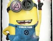 Linkin Park >3  xx / Linkin Park is my life!!!!! They are the best is the fucking world... Chester, Mike, Brad, Phoneix, Joe, and Rob Love ya Bros xxx (they also sung for transformers thats why transformer pins are here)