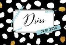Zoet Zwart / De mooiste geboortekaartjes en kinderkamer spulletjes in zwart wit en zachte pastelkleuren