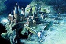 Hogwarts / Beauxbatons / Castelobruxo