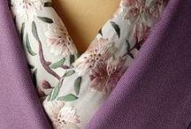 きもの Spring Kimono / Casual kimono of coordination for spring