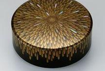 現代漆芸 Contemporary Urushi Art / Contemporary Japanese Lacquer Art