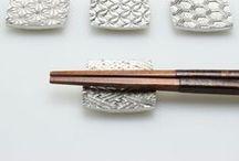 箸置 Hashioki Chopstick rests