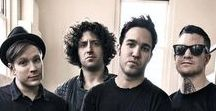 Fall out boy / Love this band, Cheeky and fun and amazing music >3