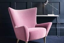 Think Pink! / Love is in the air! Get inspired by the most romantic month of the year and add a hint of pink to your home!