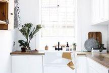 Kitchens We Love / Gorgeous kitchen decor and design ideas.