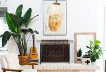 Decorating Ideas / Decorating your nest! Ideas for making your new home your own. Wall decor, furniture ideas, bedroom decorating, color schemes and more!