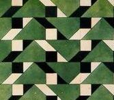 Style: Geometrics / Add a splash of geometrics to jazz up your interior!