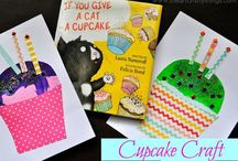 Preschool Crafts that go along with Books / Looking for crafts and activities to do with your preschooler that go along with a book? Search this board for fun ideas. / by I Heart Crafty Things