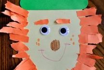 St Patricks Day / Arts, Crafts, Activities and recipes for kids and families with a St Patrick Day theme. / by I Heart Crafty Things