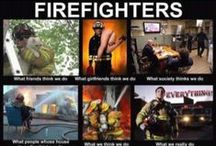 Firefighter Gifts / I'm also very supportive of Fire Departments and have pinned my favorite firefighter t-shirt designs. Please show your love for you local fire department! Firefighter Gifts - Fire Department Gifts