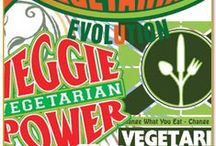 Vegan and Vegetarian T-shirts and Gifts / As a vegetarian and graphic designer I combine my interests into Vegan and Vegetarian t shirt designs and gifts. I'll also pin my favorite vegan and vegetarian gifts I come across.
