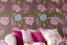 Wallpaper & Paint / Wallpaper is back in fashion!