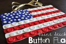 Fourth of July / Arts, Crafts, Activities and recipes for kids and families with a Fourth of July or Patriotic theme. / by I Heart Crafty Things