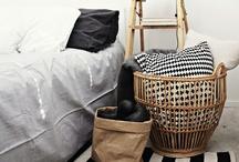 Black+White+Beige / Decor ideas for my living room