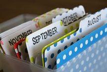 Classroom Organization / Ways to organize your classroom!