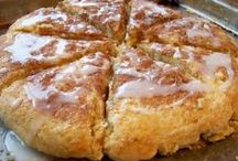 cinnamon rolls / by Donna Clemmens