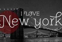 in a new york state of mind... / There is no city in the world like NYC. / by Sharen Swagerty