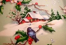 Merry, Merry Christmas / by Miroslawa Pustelnik