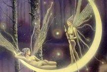 Fairies, Fantasy, & Magic / by Miroslawa Pustelnik