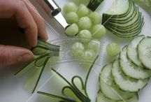 Culinary Garnishes / by Jeanee Allen