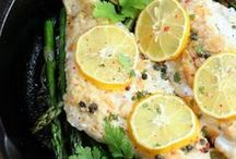 Seafood Recipes / The best seafood recipes, from clam cakes to salmon.