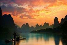 Asien - China / China ist ein kultureller Raum in Ostasien, der vor über 3500 Jahren entstand und politisch-geographisch von 221 v. Chr. bis 1912 das Kaiserreich China, dann die Republik China umfasste und seit 1949 die Volksrepublik China (VR) und die Republik China... http://de.wikipedia.org/wiki/China