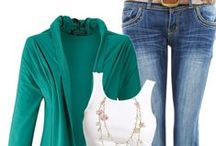 Fashion & Style (Casual) / by Jeanee Allen