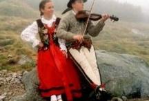 My Heritage..Eastern Europe / by Miroslawa Pustelnik