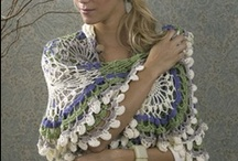 Crochet: Scarfs, Shawls, and Other Wearables / by Samantha Ann